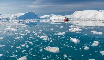 IJs langs Groenlandse kust is omslagpunt voorbij