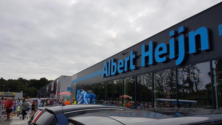 Albert Heijn heeft de deuren geopend op de site Breebos in Rijkevorsel.