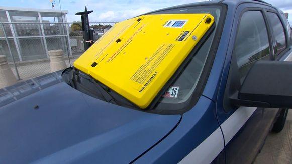 Is dit de oplossing tegen foutparkeerders?
