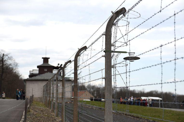 Het Braadworstmuseum wilde verhuizen en had zijn oog laten vallen op een leegstaande dependance van concentratiekamp Buchenwald. Beeld EPA