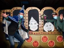 Dit prinsenpaar mag nog een jaar blijven, maar op de elfde van de elfde denkt bijna niemand aan carnaval in Vaassen