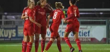FC Twente Vrouwen nadert Ajax na thuiszege