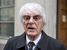 """L'ancien patron de la F1 Bernie Ecclestone va devenir père à 89 ans: """"Il n'y a rien d'extraordinaire"""""""