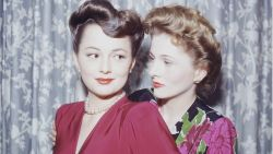 Zustertwisten in Hollywood: Olivia de Havilland en Joan Fontaine lusten elkaar rauw
