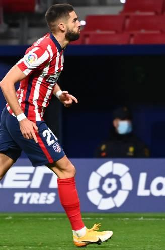 De ruzies zijn vergeten: Yannick Carrasco is talisman van Atlético en coach Simeone