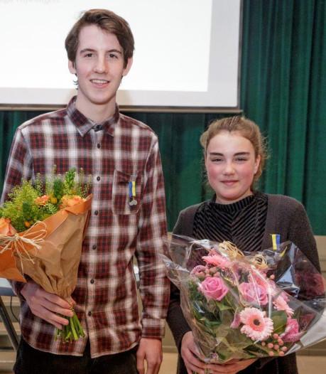 Maatje Pieter en doorzetter Kim onderscheiden met de Brummense Bikkel
