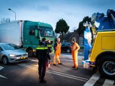 Roemeense chauffeur zorgt voor oponthoud na ongeval bij Wezep
