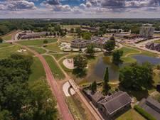 Vlieg mee over het nieuwe Watertorenpark in Hengelo