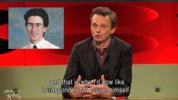 """Lieven Van Gils gaf de Amerikaanse talkshowhost John Oliver """"lik op stuk"""", maar niemand vindt het geslaagd"""