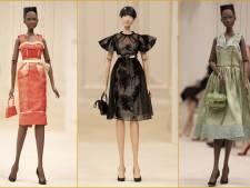 Les marionnettes ont remplacé les mannequins au défilé Moschino