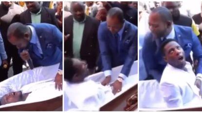 Prediker wekt 'dode' terug tot leven en zet onbedoeld internettrend in gang