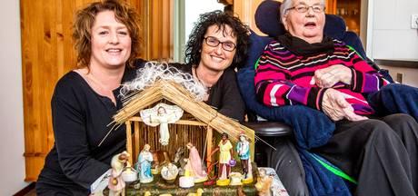 Tante Tonny's kerststal gaat al negentig jaar mee