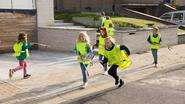 Leerlingen gaan de strijd aan met zwerfvuil