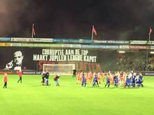 Effectief Go Ahead bezorgt Jong Ajax eerste nederlaag