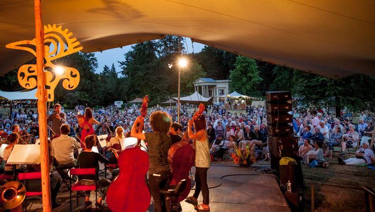 Klassieke muziek in de natuur bij festival Wonderfeel dit weekend Beeld Foppe Schut