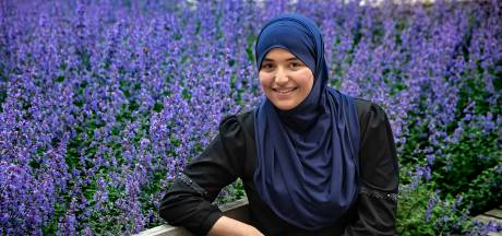 Ramadan vormt voor Chaimae Azarfane uit Helmond geen belemmering voor examens