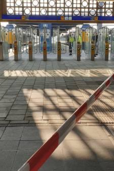 Verdacht pakketje op station Enschede blijkt loos alarm