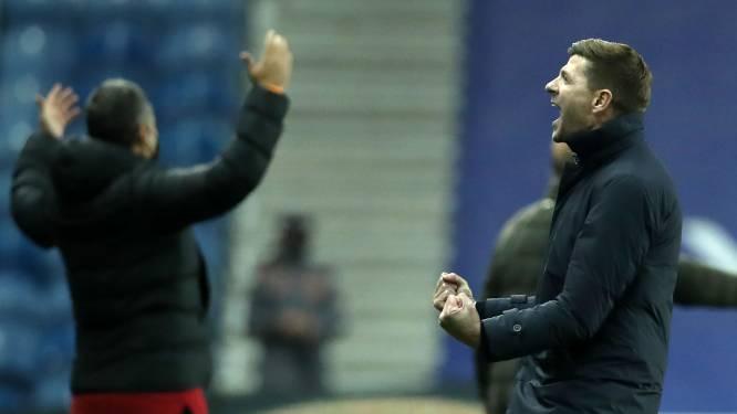 """Steven Gerrard, de man die de Rangers hun aura terug gaf: """"Vijf of zes matchen van Standard gezien en gesproken met Belgische vrienden"""""""