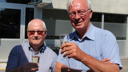 Marc Deventer en Patrick Ouflin zeggen KSO Glorieux vaarwel