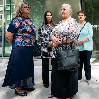 Moeders van Srebenica: 'We zullen het Nederland nooit vergeven'