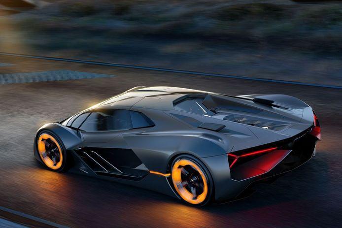 Samen met MIT ontwikkelde Lamborghini twee jaar geleden de elektrische supercar Terzo Millenio.