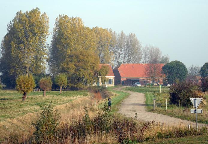 Boerderij Flikweert bij Breskens heet nu Hof Waterdunen.