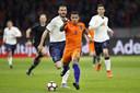 Ook Italië Zet Kwetsbaar Oranje Opzij Foto Adnl