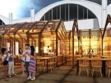 De Achtertuin wordt een bruisende, tikje rauwe plek: de nieuwe tijdelijke stadsoase van Nijmegen