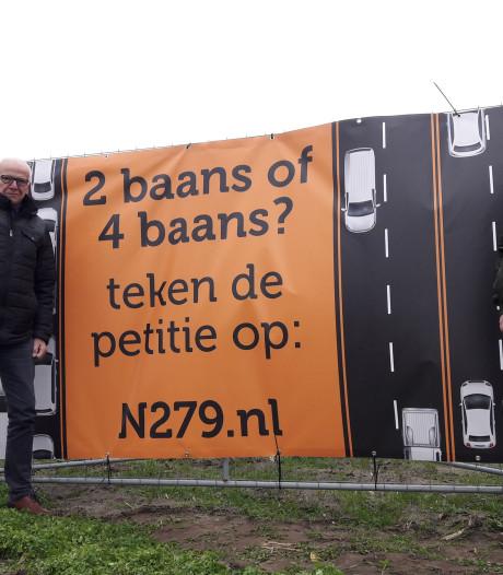 Het zal bij besluit N279 vooral over Helmond gaan