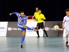 Zaalvoetballers FC Eindhoven moeten nu doorpakken