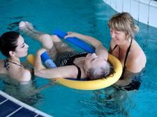 Zwemmen voor dementerenden in Twentebad