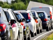 Ongeluk op A16 bij Dordrecht zorgt voor vertraging richting Breda