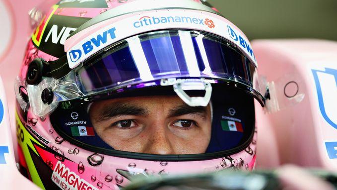 Sergio Perez rijdt ook volgend seizoen voor Force India