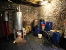 Het Roosendaalse 'speeltuinlab' heeft zijn straf bijna uitgezeten, nu de verdachten nog