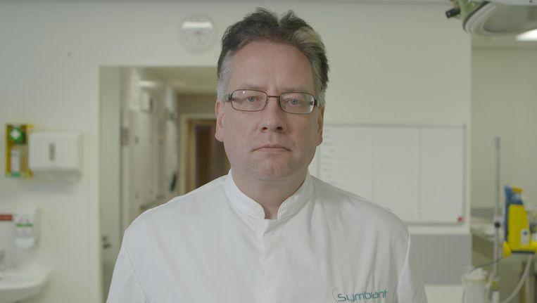 Frank van de Goot in Autisme: Talent. Beeld EO