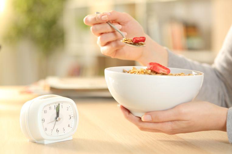 Strikte tijden aanhouden voor wel en niet eten: werkt dat?