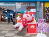 Huawei en China dreigen ons te verpletteren in de strijd met de VS