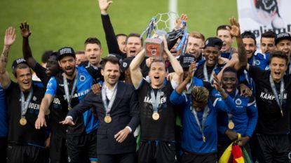 10 dingen die je nog niet wist over landskampioen Club Brugge