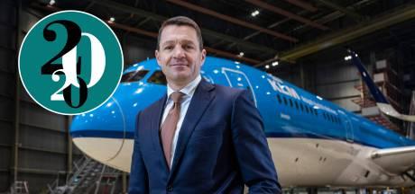 KLM-topman Elbers: 'Het wordt op Schiphol weer net zo druk als in 2019'