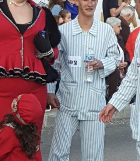 Geschokte reacties op 'Holocaustgroep' in Spaanse carnavalsoptocht