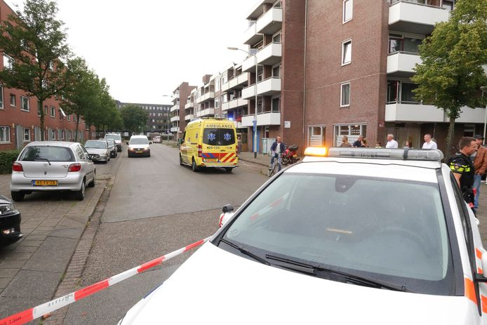 Schietpartij Breda