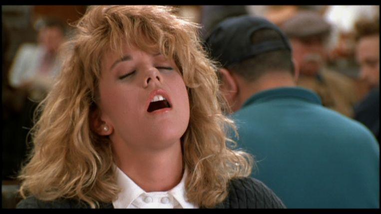 When Harry met Sally: Meg Ryan zorgde voor een etentje om nooit meer te vergeten wanneer ze een orgasme fakete in een overvol restaurant.