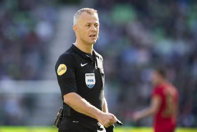 Kuipers fluit duel tussen Atlético Madrid en AS Roma