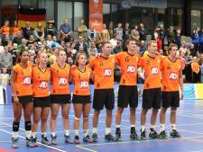 Korfballers verpulveren Duitsland in EK-finale