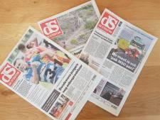 Drie edities de Stentor getroffen door computerstoring