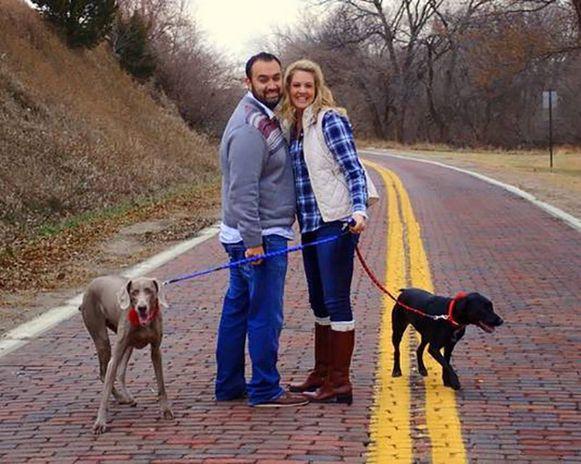 """""""Na de eerste vier miskramen, besloten we het niemand meer te vertellen als ik zwanger was"""", zegt Lindsay."""