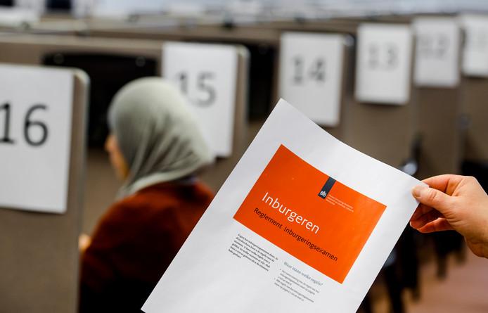 Vanaf 2021 moeten statushouders taalkennis hebben op mbo-3 niveau.