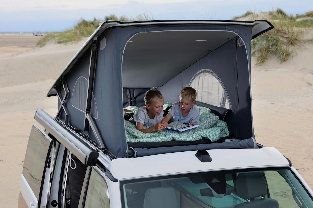 De VW California T6.1
