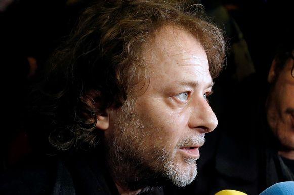 Christophe Ruggia was destijds de regisseur van haar eerste film.