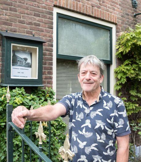 Bijzonder gemeentehuis Duivendijke in de verkoop